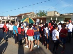 1° mai 2016 à Jaguey