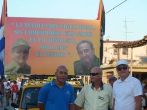 manifestation du 1° mai 2016 à Jaguey